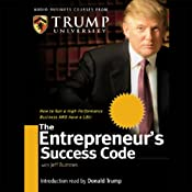 The Entrepreneur's Success Code | [Jeff Burrows, Trump University]