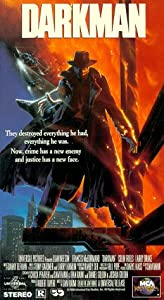 Darkman [VHS] [Import]