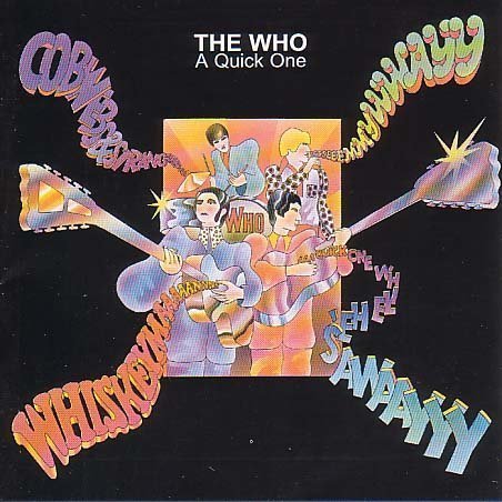 The Who - A Quick One While He