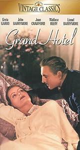 Grand Hotel [VHS]