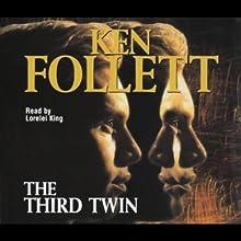 The Third Twin | Livre audio Auteur(s) : Ken Follett Narrateur(s) : Lorelei King