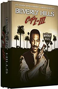 Beverly Hills Cop 1-3 (Limited Edition, Box Set) [3 DVDs]