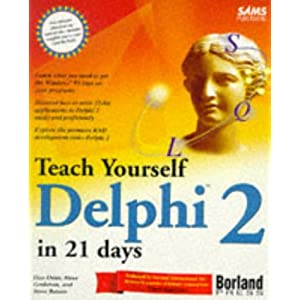 Sams Teach Yourself Delphi 2 in 21 Days