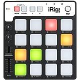 IK Multimedia iRig Pads MIDIパッドコントローラー iOS対応 IKマルチメディア〔国内正規品〕