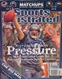 Matt Hasselbeck autographed Sports Illustrated Magazine (Seattle Seahawks) at Amazon.com