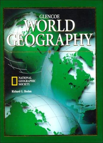 Glencoe World Geography (Glencoe World Geography compare prices)