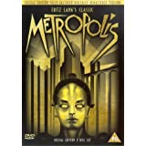 Metropolis -- Two Disc Special Edition [DVD]by Brigitte Helm