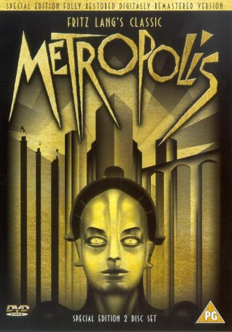 Metropolis -- Two Disc Special Edition [DVD]