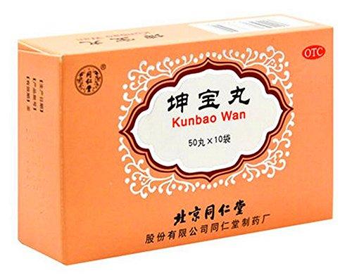 tong-ren-tang-kun-bao-wan-10-bags-x-50-pills-for-menopause-syndromehrt-pack-of-2