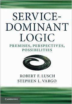 Service Dominant Logic Suomeksi