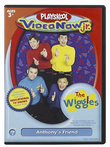 Videonow Jr. Personal Video Disc: The Wiggles #2 - 1