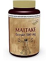Maitake 500mg 100 Capsules Vita World