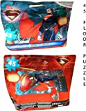 Superman Puzzle in A Foil Bag Character ...