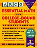 Essential Math for College-Bound Students (0028613139) by Levy, Joan U.