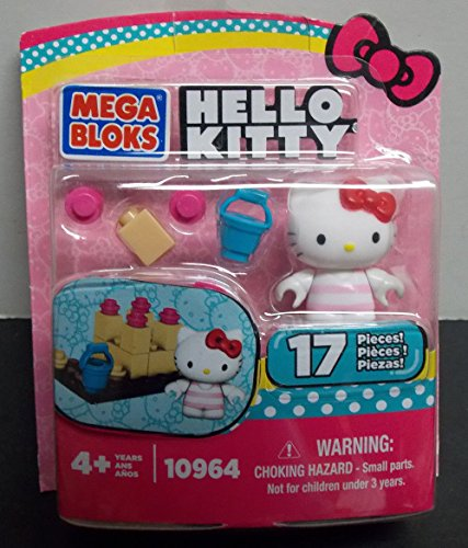 Mega Bloks Hello Kitty Beach Playset 10964 - 1