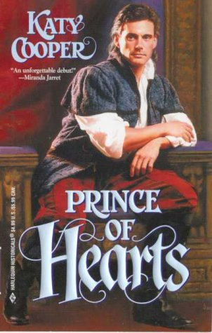 Prince Of Hearts (Historical, 525), Katy Cooper
