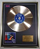ABC Cd Gold Disc Record Limited Edition Gold The Lexicon of Love