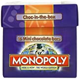 Games For Motion Choc-in-the-Box Monopoly 144 g