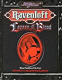 Ravenloft Legacy of the Blood *OP (Ravenloft Accessory) (1588460894) by Steve Miller