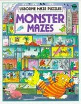 Monster Mazes (Usborne Maze Fun)