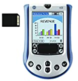 5196F7FJTVL. SL160  Palm Tungsten T5   Handheld   Palm OS 5.4   XScale 416 MHz   ROM: 256 MB color TFT ( 320 x 480 )   IrDA, Bluetooth