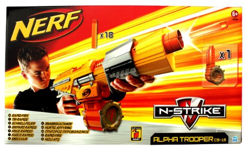 Nerf N-Strike Alpha Trooper CS-18