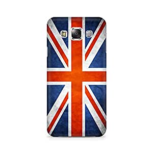 Motivatebox- Britain Flag Premium Printed Case For Samsung Grand 2 G7106 -Matte Polycarbonate 3D Hard case Mobile Cell Phone Protective BACK CASE COVER. Hard Shockproof Scratch-
