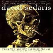 Solution to Saturday's Puzzle: A Short Story from 'When You Are Engulfed in Flames' | [David Sedaris]