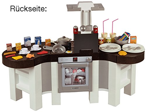 Cucina per bambini gioco giocattolo bosch tanti accessori for Grandi piani del ranch