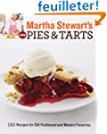 Martha Stewart's New Pies and Tarts:...