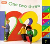 Playskool One Two Three: A Counting Tab Index Board Book (0434971332) by Hardwick, Fiona