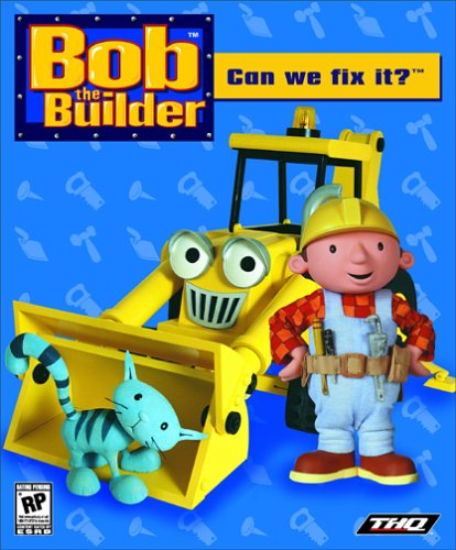 Bob The Builder: Can We Fix It? - Pc front-917122