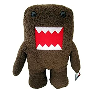 "Licensed 2 Play Domo Large 16"" Plush Novelty Doll"