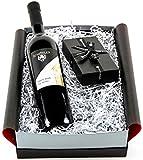 Geschenkset Wein & Schokolade Sinnlichkeit & Tradition (2-teilig) Exklusive Geschenkidee für Männer und Frauen