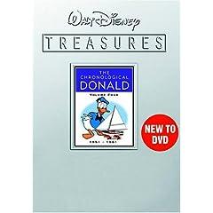WALT DISNEY TREASURES: THE CHRONOLOGICAL DONALD DUCK VOL. 4 5