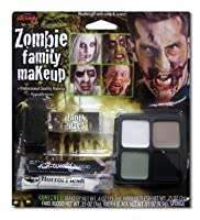 Horror-Shop Zombie Family Makeup Kit from Horror-Shop