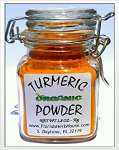 Fresh Ground Turmeric 18 Oz 50g - Organic Eco Friendly Gifts - Eco-spices