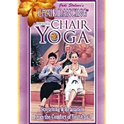Jodi Stolove's Chair Dancing Chair Yoga