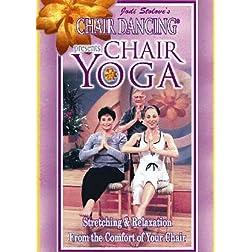 Jodi Stolove's Chair Dancing Chair Yoga