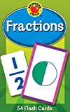 Fractions (Brighter Child Flash Cards)