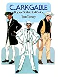 Clark Gable Paper Dolls in Full Color (0486252345) by Tierney, Tom