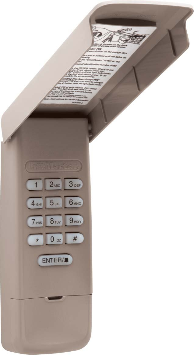 LIFTMASTER Garage Door Openers 877LM Wireless Keypad at Sears.com