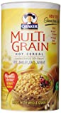 Quaker Multigrain Hot Cereal, 18 Ounce Packages