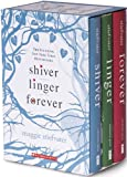 Maggie Stiefvater Shiver Trilogy Set (Wolves of Mercy Falls)