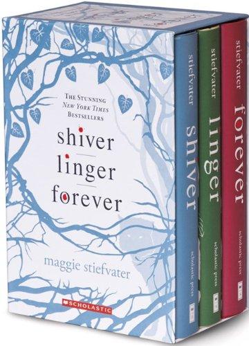 Shiver Trilogy Boxset