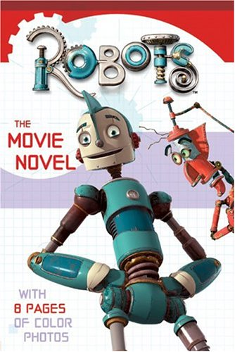 Robots: The Movie Novel front-15711