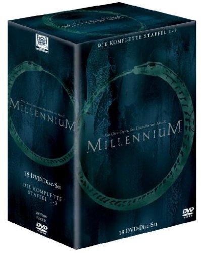 Millennium - Season 1-3 [18 DVDs]