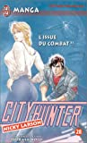 echange, troc Hojo Tsukasa - City Hunter (Nicky Larson), tome 28 : L'issue du combat !