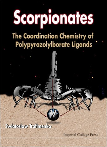 Scorpionates: Polypyrazolylborate Ligands and Their Coordination Chemistry