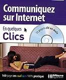 echange, troc Alexandre Boni, Nicolas Stemart - Communiquez sur Internet (1Cédérom)